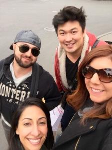 Armenia selfie